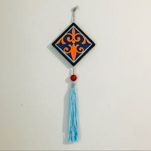 Other - Blue Hanging Wall Decor